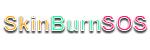 Logo Skin Burn